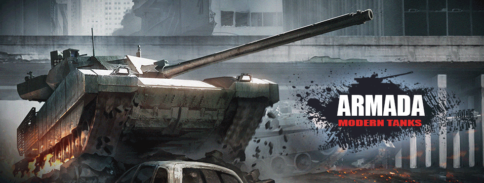 Игра Armada: Modern Tanks