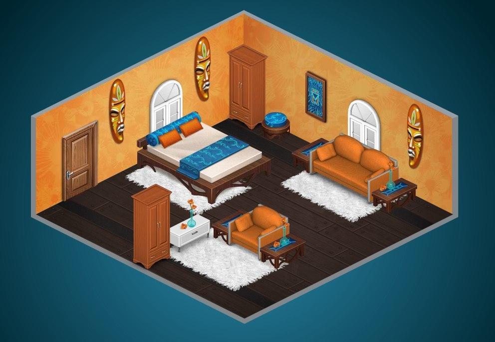 красивая спальня в аватарии за серебро картинки всегда уверял