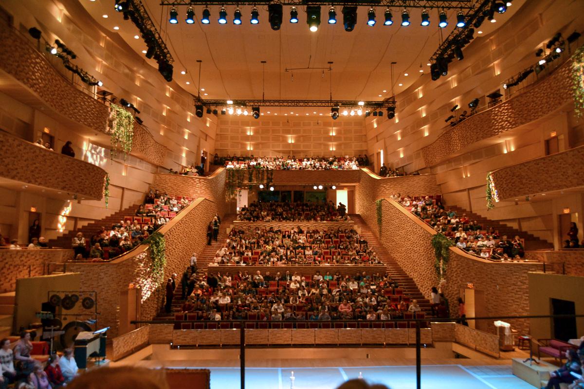 2. Концертный зал Мариинского театра